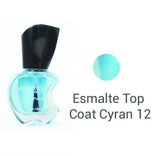 Extra Brilho Miss Rôse 012 (Top Coat) 15ml
