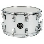 "Caixa De Bateria Nagano Snare Series 14""X8"" Big Beat GS Grey"