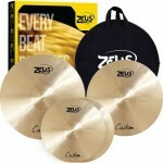Kit de Pratos Zeus Brilliant Set C 14 16 20