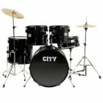 Bateria Planet City Classic C1019 BK