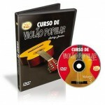 Dvd Edon Curso de Violao Popular Vol 3