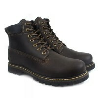 BOTA BLACK BOOTS COLORADO SOLID CRAZY HORSE BROWN