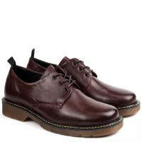 SAPATO BLACK BOOTS BERLIN BOOT BURGUNDY