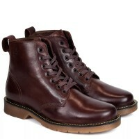 BOTA BLACK BOOTS BERLIN BURGUNDY