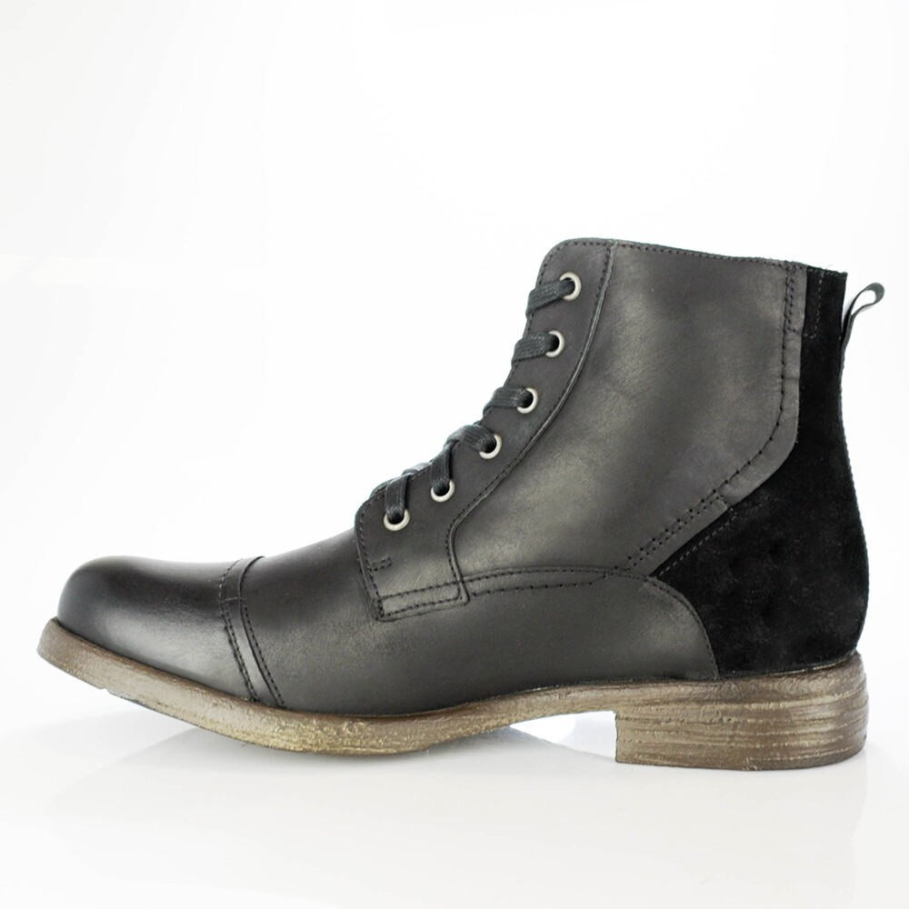 BOTA DEMOCRATA HARBOR 111108-001 PRETO