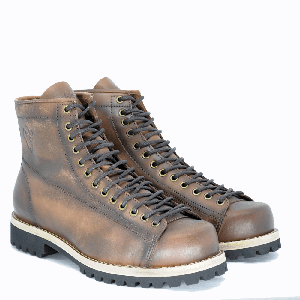 BOTA BLACK BOOTS KILLER TRX CARAMELO DESTROYER