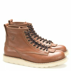 MINER WORK BOOT LATEGO ORANGE