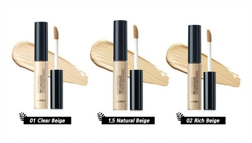 The SAEM  Cover Perfection Tip Concealer SPF28/PA++ #02