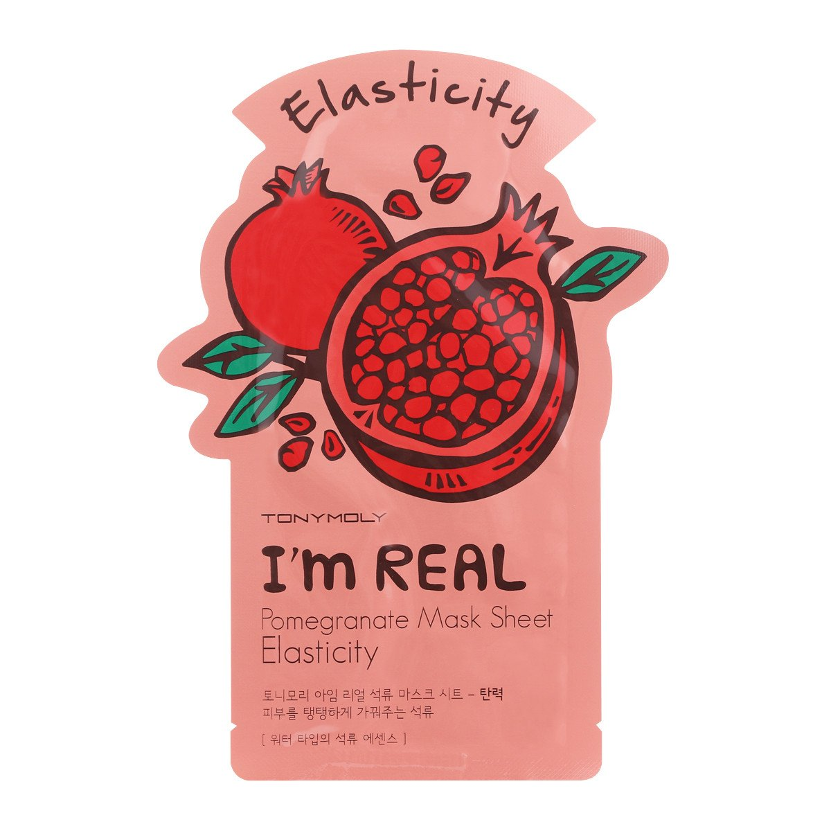[TonyMoly] Im Real Pomegranate Mask Sheet [1pc]