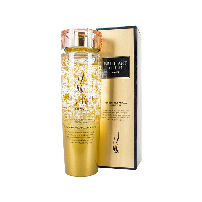 [A.H.C] Premium Brilliant Gold Toner 140ml