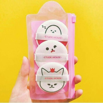 [ETUDE HOUSE] My Beauty Tool Air Puff Bundle 3 pcs