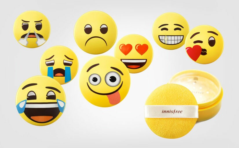 [ Innisfree ] No Sebum Mineral Powder emojis