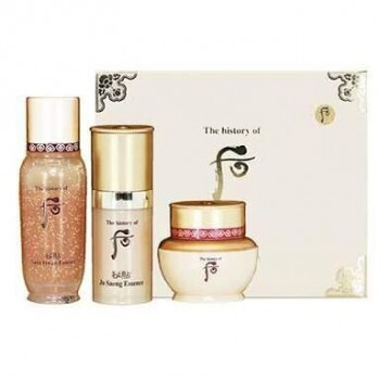 [The History of Whoo] Bichup Royal Anti-Aging Special Gift Set (3 items)