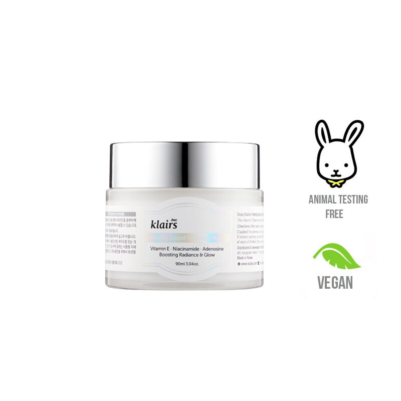 [ KLAIRS ] Freshly Juiced Vitamin e Mask - 90mL