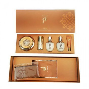[ THE HISTORY OF WHOO ] Cheongidan Hwahyun Radiant Essence Cushion, SPF 50+/PA+++/ n.21 Edição limitada