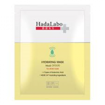 HADA LABO + Hydrating Facial Mask- 22g