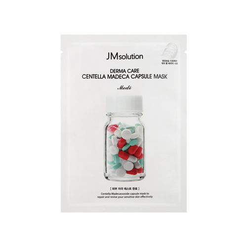 JM Solution Derma Care Centella Madeca Capsule Masks - 30ml