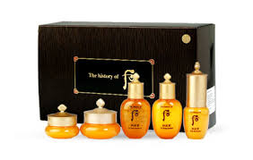 [The History of Whoo]  GongJinHyang Special Gift 5 Items
