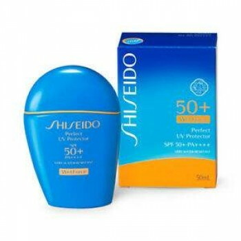 [ SHISEIDO ] WetForce Perfect UV Protector SPF 50+ PA++++ Very Water-Resistant- NOVO