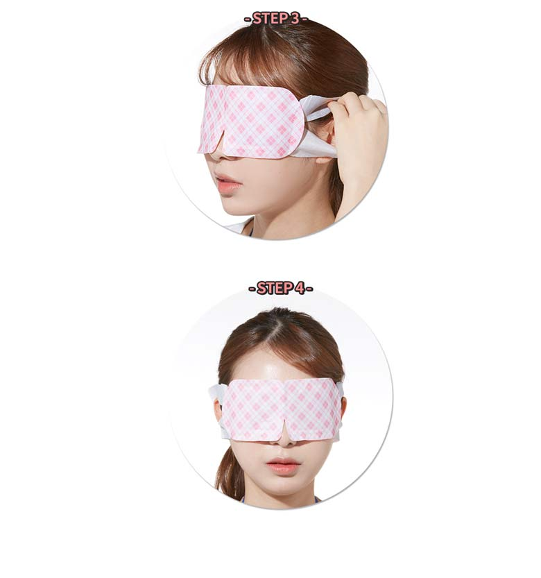 APIEU Steam Eye Mask- 1pc
