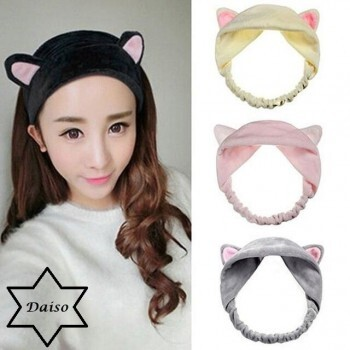 Cat Ear Hair Turban