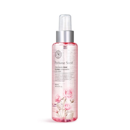[ THE FACE SHOP ] Perfume seed rose body mist - 155ml