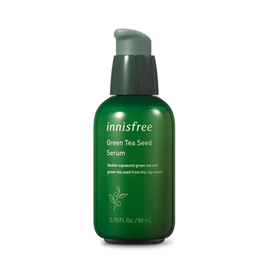 [INNISFREE] Green Tea Seed Serum - 80ml