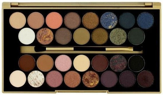 Paleta de sombras Fortune Favours The Brave