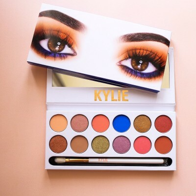 Paleta The Royal Peach KYLIE COSMETICS
