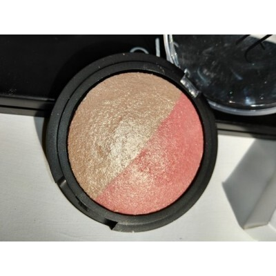 Iluminador e Blush Rose Gold