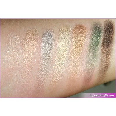 Paleta de sombras Pure Color Envy Sculpting