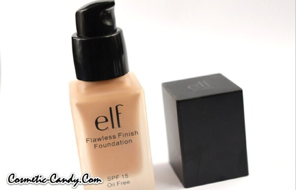 Base facial  Flawless Finish SPF 15 Oil Free