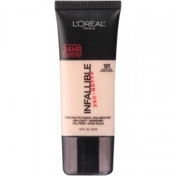 Base facial INFALLIBLE PRO-MATTE 24hrs