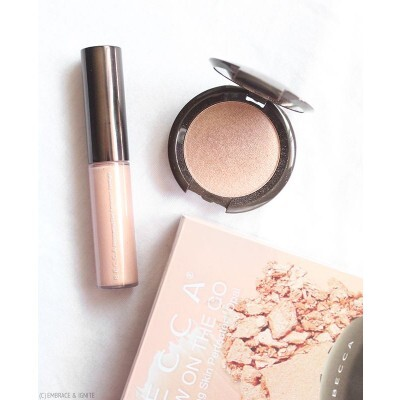 Kit Glow On the Go  Champagne Pop