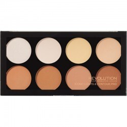 Paleta Iconic Lights and Contour Pro