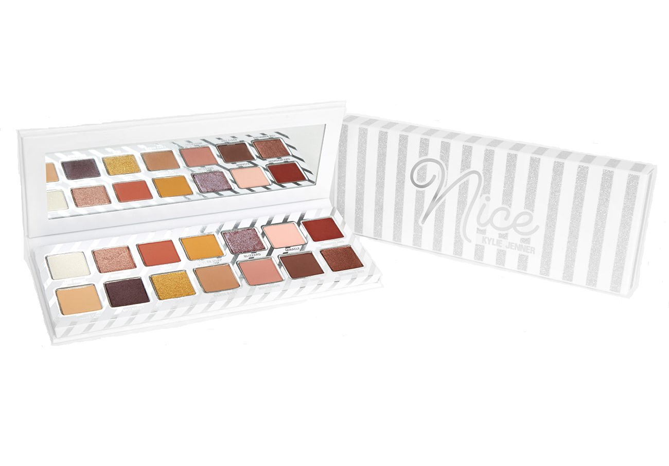 Paleta de sombras THE NICE