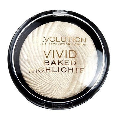 Vivid Baked Highlighter Golden Lights REVOLUTION