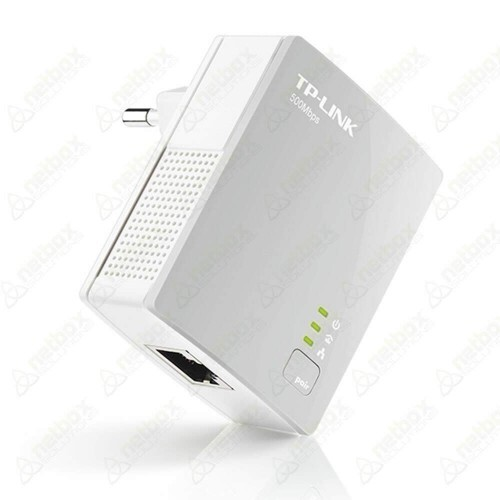 Kit Extensor de Alcance Powerline, AV 600Mbps TL-PA4010 KIT
