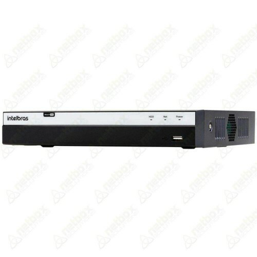 DVR Stand Alone com 16 canais Multi HD MHDX 3116 Intelbras