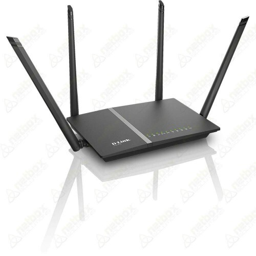 DIR-815 Roteador Wireless AC Dual Band 1200Mbps
