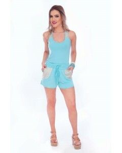 SHORTS VISCO TRICOT