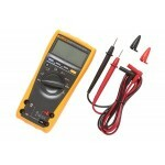 Fluke-177 Multimetro Digital CAT IV 600V TRUE-RMS  C/ Retroiluminação