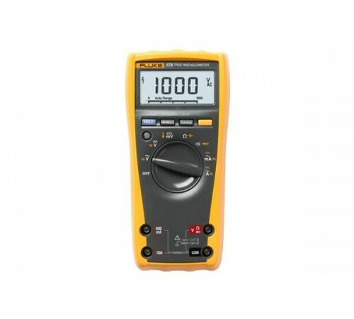 Multimetro Digital CAT IV 600V TRUE-RMS  C/ Retroiluminação e temperatura - Fluke-179