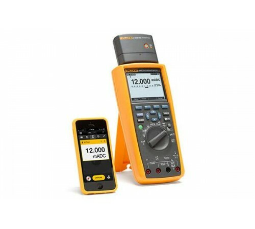 Multimetro Digital CAT IV 600V  TRUE-RMS  c/ registro e TrendCapture - Fluke-289