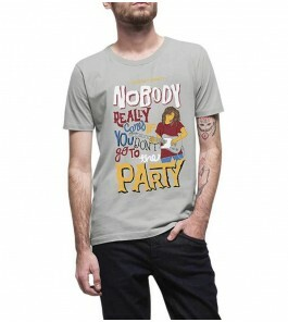 Camiseta Courtney Barnett - Nobody Party - Masculino
