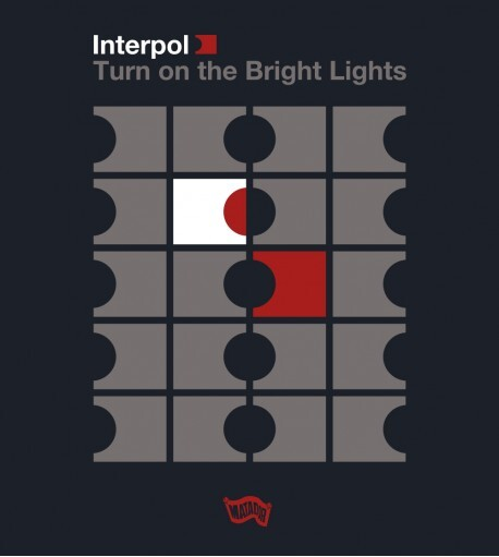Camiseta Interpol - Turn On The Bright Lights 2 - Masculino