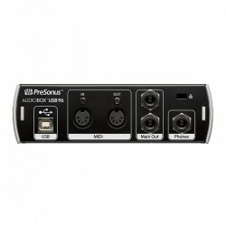 Interface de Áudio PreSonus AudioBox Usb 96 2x2