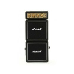 Mini Amplificador Marshall Ms-4-e Para Guitarra 1 Watt