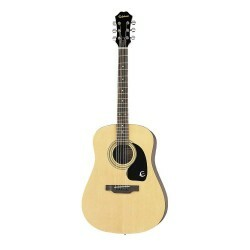 Violão Epiphone Acústico Folk Dreadnought DR-100 Natural