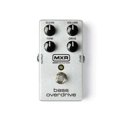 Pedal Dunlop Mxr Bass Distortion M89 Para Contrabaixo